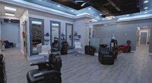 hair salon staunton