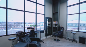 hair salon staunton